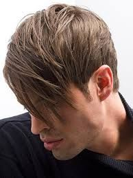 boy haircut long in front - Google Search