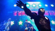 Performances Total Events Iron Man