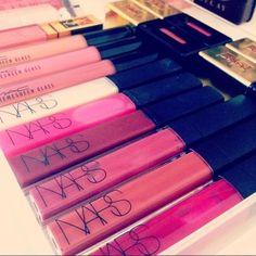 NARS lipgloss -yes!