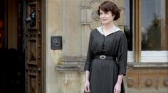 Cora Downton Abbey Costume designer Susannah Buxton