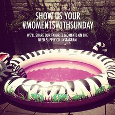 show us your #momentswithsunday