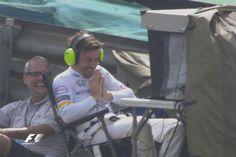 フェルナンド・アロンソ 「フリー走行を見にきてくれる人にはお金を払うべき」  [F1 / Formula 1]