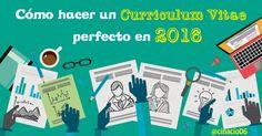 Cómo hacer un #Currículum Vitae perfecto en 2016: Plantillas y ejemplos #CV