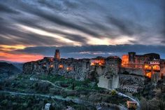 Pitigliano, Maremma, Toscana