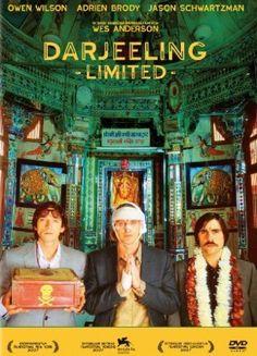 Il treno per il Darjeeling 82008) directed by Wes Anderson with Owen Wilson, Adrien Brody, Jason Schwartzman, Anjelica Huston, Amara Kara