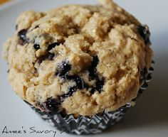 Amee's Savory Dish: Blueberry Muffins