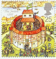 UK : Books and Authors on Postage Stamps Uk Stamps, Postage Stamps, Hereford Cathedral, Elizabethan Era, Going Postal, William Shakespeare, Stamp Collecting, Mail Art, First Day Covers