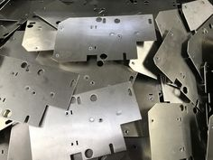 Looking to design a sheet metal bracket? Want some help? Want some ideas on what works? Need to save money? Cnc Programming, Metal Manufacturing, Sheet Metal Work, Save Your Money, Galvanized Steel, Metal Working, Design Ideas, Sheet Metal Shop, Metalworking