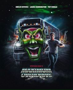 Maximum Overdrive By Ralf Krause
