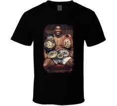 Anthony Joshua Cool Boxing Fan T Shirt