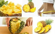 This New Pineapple Diet Plan Will Help You Lose 5 kg in 3 Days This New Pineapple Diet Plan Will Help You Lose 5 kg. in 3 Days! Pineapple is a tropical fruit rich in vitamin C and folic acid as well as numerous. 10 Day Diet, Week Detox Diet, Detox Diet Drinks, Detox Diet Plan, Dukan Diet Plan, Cleanse Diet, Stomach Cleanse, Quick Detox, Healthy Detox