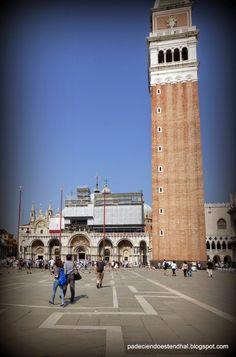 Campanille de la Piazza de San Marco