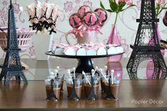 Chá de Lingerie Paris 04 - Papier Décor