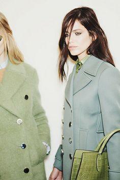 {fashion | runway : gucci fall 2014 ready-to-wear, milan} #style #fashion