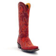 Old Gringo Red Lauren at The Maverick Western Wear