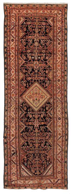 Tappeto persiano Ferahan, fine XIX inizio XX secolo  from Cambi Casa d'Este