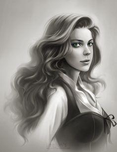 Commission:: Catherine by leejun35.deviantart.com on @DeviantArt