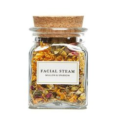 A beautiful blend of organic skin-nourishing herbs and flowers to help detoxify skin. Steam opens the pores for deep cleansing and purifying, increases circulation for a rejuvenated glowing complexion, and soothes the senses. Facial Steaming, Organic Herbs, Homemade Skin Care, Blackhead Remover, Belleza Natural, Bath Salts, Organic Skin Care, Organic Beauty, Soap Recipes