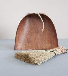Everyday Needs dustpan and broom