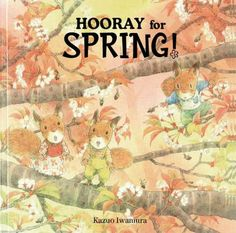 Spring theme recommended books for preschool, pre-K and Kindergarten. Kindergarten Books, Preschool Books, Preschool Curriculum, Illustrator, Spring Books, Spring Pictures, Thing 1, Spring Theme, Children's Picture Books