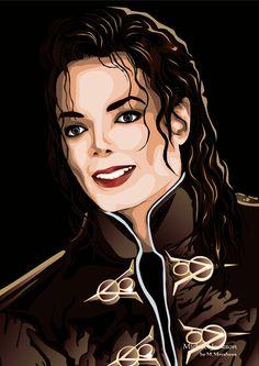 michael_jackson__vector_portrait_by_marimerabi-d5q61ad.jpg (800×1131)
