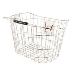 Fold-up/Collapsiblel Wire Laundry basket | WIRED | Pinterest ...