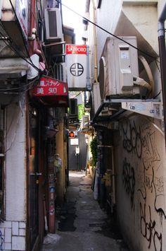 setagayatoieba's tumblr           - 世田谷区三軒茶屋(Sangenjaya in Setagaya-ku) 三軒茶屋三角地帯...