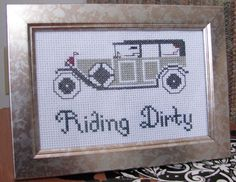 Rude & Snarky Cross Stitches 2