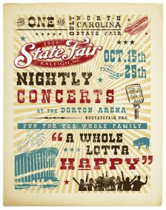 vintage state fair posters - Google Search