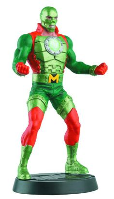 Eaglemoss DC Comics Metallo Lead Figurine
