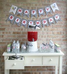 Vintage Mickey Mouse Party with Lots of Great Ideas via Kara's Party Ideas | KarasPartyIdeas.com #MickeyMouseParty #PartyIdeas #Supplies (33)