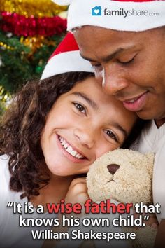 FamilyShare.com l Every girl needs to know her daddy loves her unconditionally.