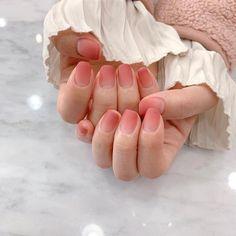 Simple Nail Art Designs That You Can Do Yourself – Your Beautiful Nails Korean Nail Art, Korean Nails, Trendy Nails, Cute Nails, Hair And Nails, My Nails, Neon Nails, Nagellack Design, Minimalist Nails