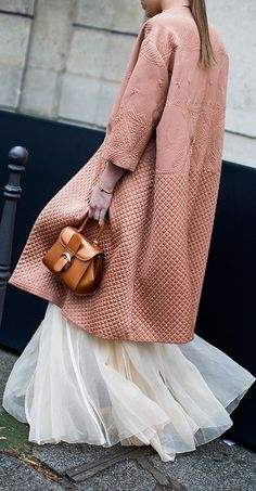tulle out and about.....Paris