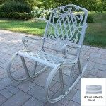 Oakland Living - Mississippi Rocking Chair - 2114-BS  SPECIAL PRICE: $419.00