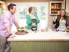 Home & Family - Recipes - Peggy Kotsopoulos' Guilt-Free St. Patrick's Day Treats