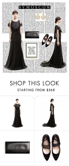 """""""SVMOSCOW 23"""" by antonija2807 ❤ liked on Polyvore featuring Maison Margiela, Vetements and Maro"""