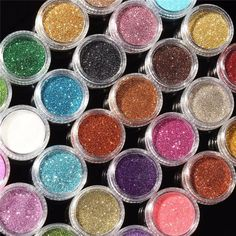 30pcs Mixed Colors Powder Pigment Glitter Mineral Spangle Eyeshadow Makeup Cosmetic Set Long lasting 2017 Random Color-in Eye Shadow from http://ali.pub/1ktygr