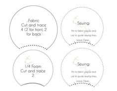 Official mouse ears template from disney junior to make headbands printable wire diy disney ears template yahoo image search results pronofoot35fo Gallery