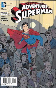 Adventures of Superman # 15 DC Comics Vol 2