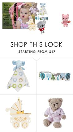 zxcvb by laura-sal on Polyvore featuring moda, Lexington, Lenox, Lambs and Ivy, DwellStudio and Baby Lulu