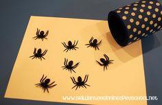Spider Math!