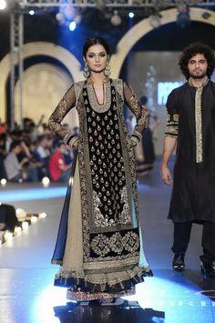 Pakistan Fashion Design Council L'Oreal Bridal Week PLBW 2103 - Asifa Nabeel