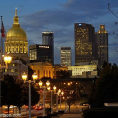 Gold Rush Strip Atlanta
