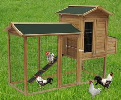 cute chicken coop idea