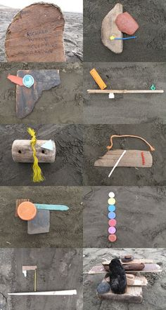 richard tuttle via scout holiday