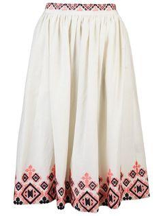 SUNO - Fluro skirt