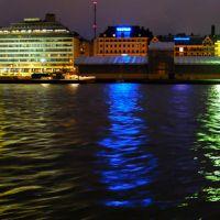 Helsinki by night. Photo © Soili Mustapää 2013