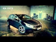 Der neue Kia cee'd Bmw, Youtube, Youtubers, Youtube Movies