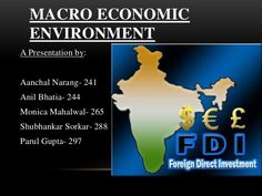 Fdi and indian economy Economic Environment, Fails, Investing, Presentation, Indian, Make Mistakes, Indian People, India